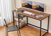 2 person computer desk
