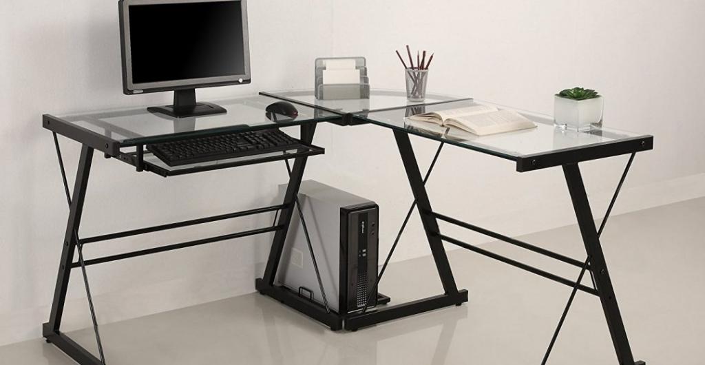 computer desk for 2 person