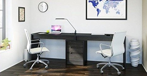 desk for 2 people